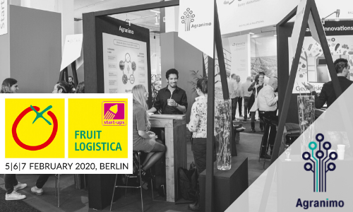 Agranimo At FRUIT LOGISTICA Start-up Day
