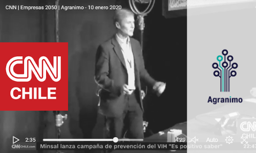 Agranimo Featured In CNN Chile